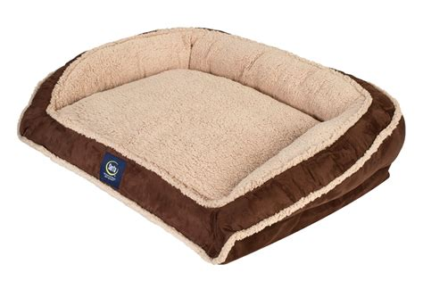 sofa style orthopedic pet bed mattress serta dog beds top 10 best dog sofas and chairs in serta