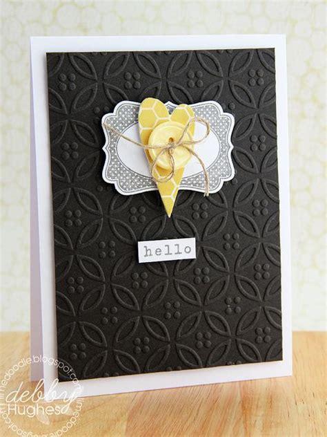 How To Make A Beautiful Handmade Folder - beautiful embossing folder cards beautiful