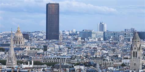 De Montparnasse Is Open In La by Un Monument Pas Comme Les Autres La Tour Montparnasse