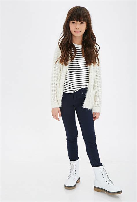 Legging Anak Size 10 12 14 Denim Blacknavy Sablon Minimal Beli 6 Pcs soft knit forever 21 2000117136