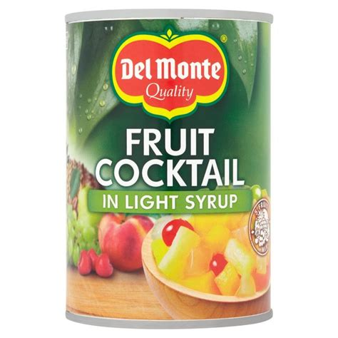 Wilmond Fruit Cocktail In Syrup Canned monte fruit cocktail in syrup 420g from ocado