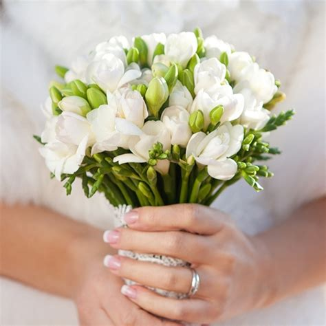 Simple Wedding Bouquets by Simple Glimmer Bridal Bouquet Simple Glimmer Bridal