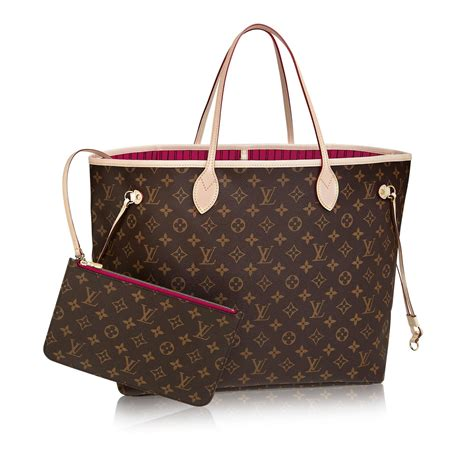 O Louis Vuitton Seri N47542 neverfull gm monogram bolsas louis vuitton