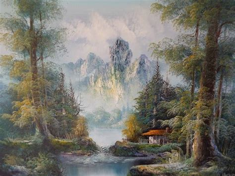 A Painting by Painting By W Henry Quot Landscape Quot