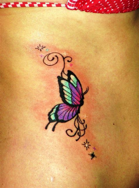 20 kleine schmetterlings tattoo designs und ideen