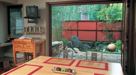 japanese garden ideas  small spaces   bring