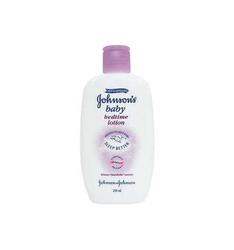 Johnson S Baby Lotion 200ml johnson s baby bedtime lotion 200ml from supermart ae