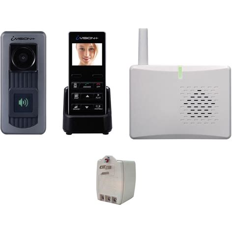 optex ivision wireless intercom system an gateway unit
