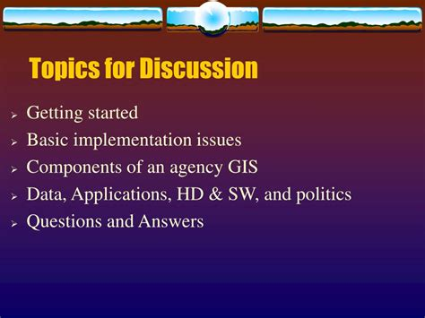 ppt local government gis update building a peer to peer support network powerpoint