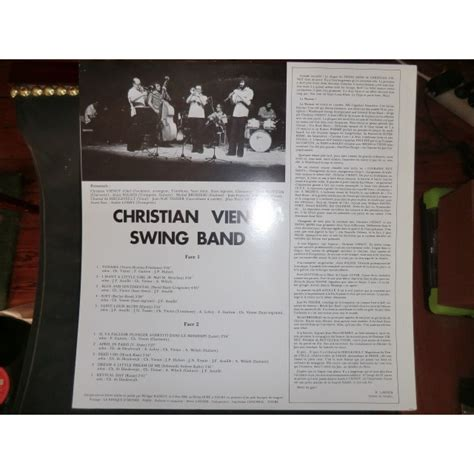 christian swing bands saint louis blues de christian vienot swing band 33t chez