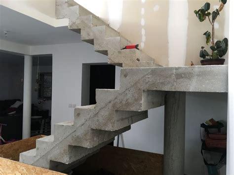 Escalier En Beton by Escalier B 233 Ton Cir 233 Besoin De Conseils 23 Messages