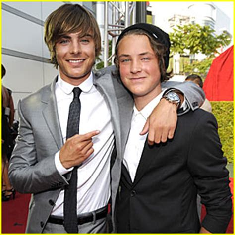 zac efron little brother dylan efron news photos and videos just jared