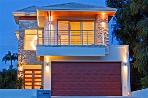 house design drafting perth two storey home on a narrow block in floreat wa homes
