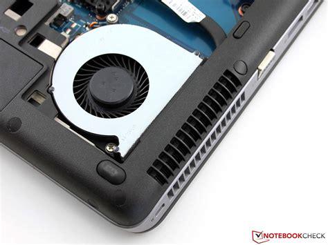 Fan Laptop Hp Probook review hp probook 640 g1 h5g66et notebook notebookcheck