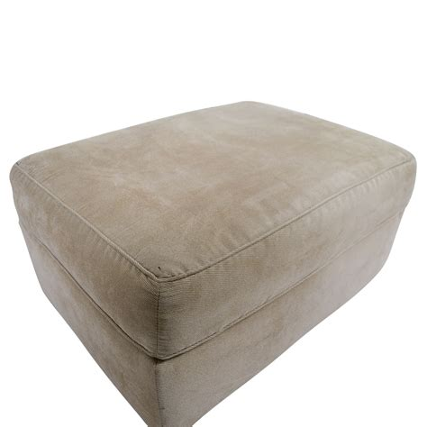 raymour and flanigan ottoman 90 raymour flanigan raymour flanigan neutral