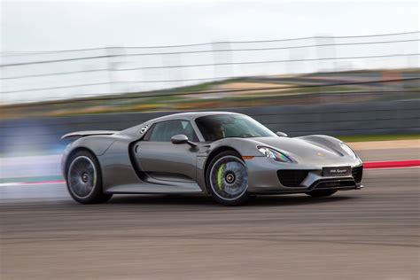 Porsche 918s by Porsche Just Produced Its Last 918 Spyder Hybrid Supercar