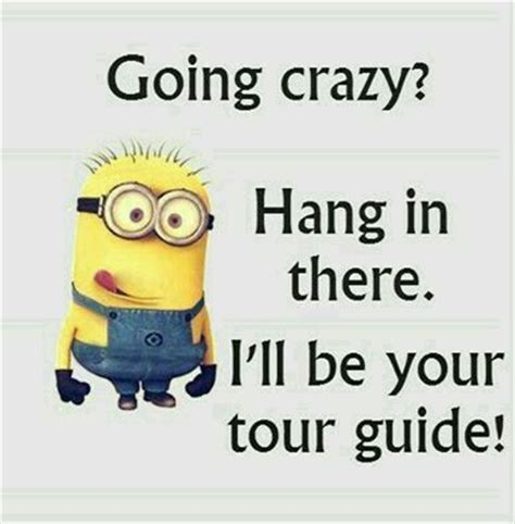 Going Crazy Meme - hold on i m on my way minions pinterest my way
