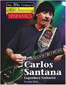 Carlos Santana Takes A Spin On The by Carlos Santana Legendary Guitarist Twentieth Century S