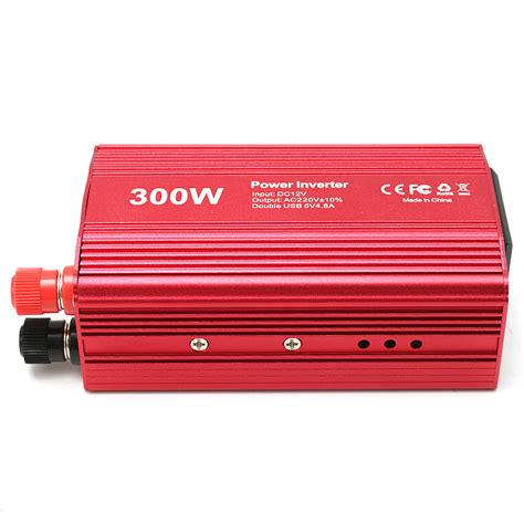 Adaptor 12v 4a 2 5 By Dua Bendera 300w 12v dc to 220v ac car inverter end 7 25 2018 11 15 am