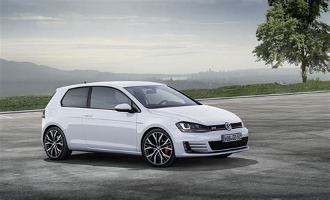 2014 gti mkvii official photos and details specs