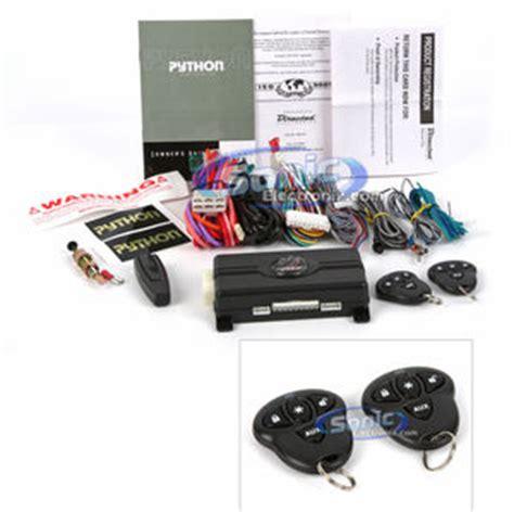 python 1400xp wiring harness python remote car starter