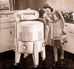 Hhgregg 1950s washing machine old wash days pinterest