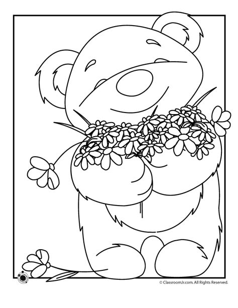bluebonnet coloring page www imgkid com the image kid
