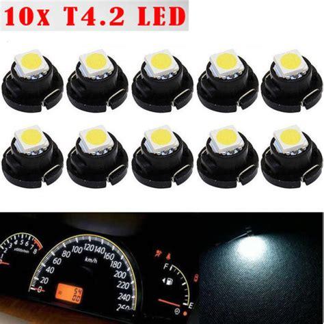 Lu Led T42 Panel Dashboard t4 t42 1smd 1210 neo wedge panel gauges l led light instrument for sale in letterkenny