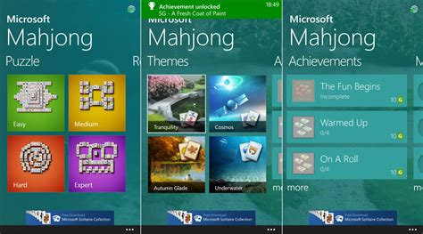 microsoft mahjong themes microsoft releases mahjong and a new minesweeper for