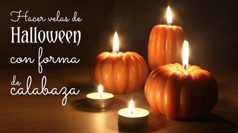imagenes con movimiento velas hacer velas de halloween con forma de calabaza es muy f 225 cil