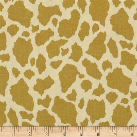 Cowhide Fabric For Sale Trails Cowhide Khaki Discount Designer Fabric