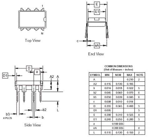 attiny technical information