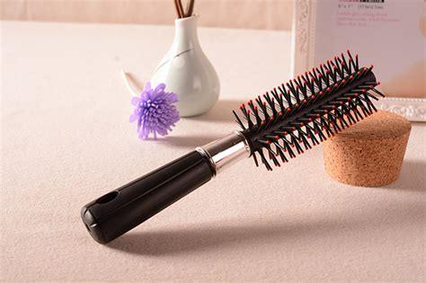 Hair Roll Comb Pear Sisir Black Limited Hair Roll Comb Pear Sisir Black