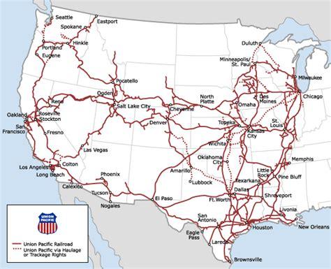 union pacific railroad map edge map room