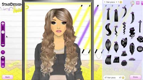 tutorial wig stardoll stardoll wig tutorial ombre dip dye wig doovi