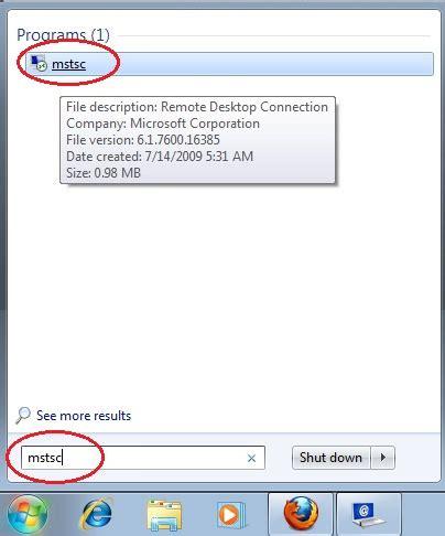 connection bureau à distance comment 233 tablir connexion bureau 224 distance dans windows 7