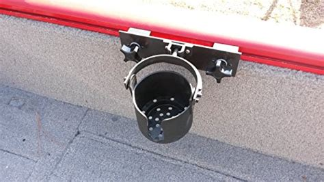 fishing rod holders for tracker boats rod holder base bracket for use with versatrack system