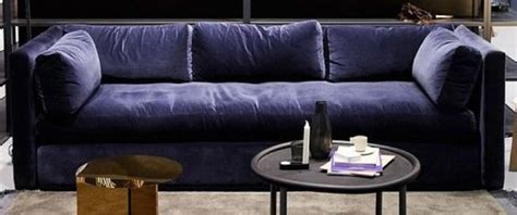 rolf sofa gã nstig hay hackney sofa blue velour search home
