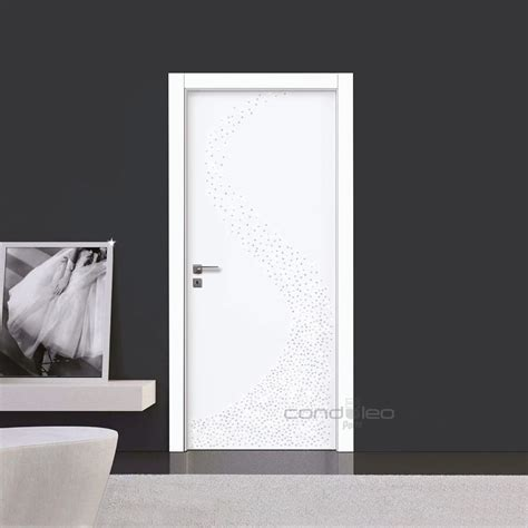 porte con swarovski l051 porte interne condoleo