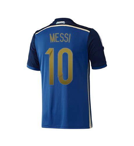 Sweater Argentina Putih Word Cup 2014 Adidas argentina away jersey 2014 messi
