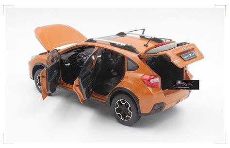 Diecast Subaru carloverdiecast subaru xv suv scale 1 18 diecast by