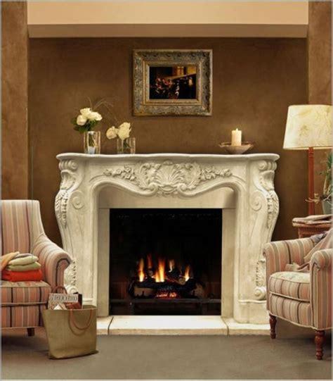 62 quot chateau series louis xiii cast fireplace mantel
