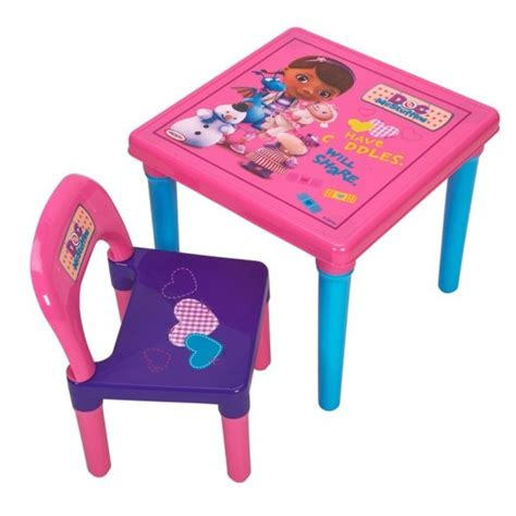 Doc Mcstuffins Table And Chair Set by Doc Mcstuffins Table And Chair For Sale In Douglas Cork