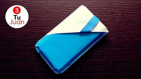 fundas de papel fundas para celular de papel diy juantu3
