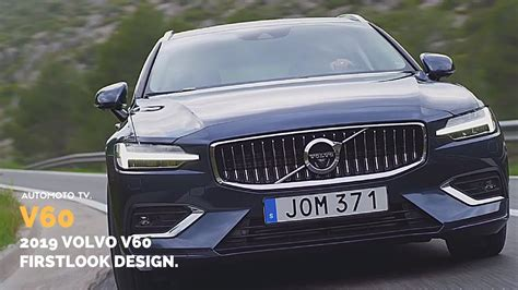 2019 Volvo V60 D4 by 2019 Volvo V60 D4 Inscription Denim Blue Design