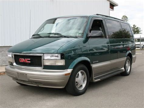 service manual auto air conditioning service 2001 gmc safari parental controls purchase used