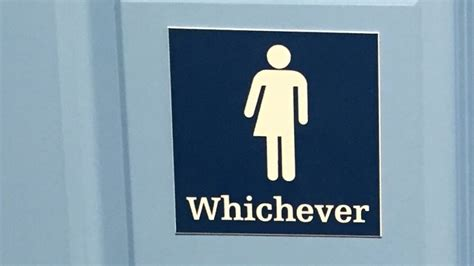 uni bathroom signs petition 183 get gender neutral toilets in schools in the uk