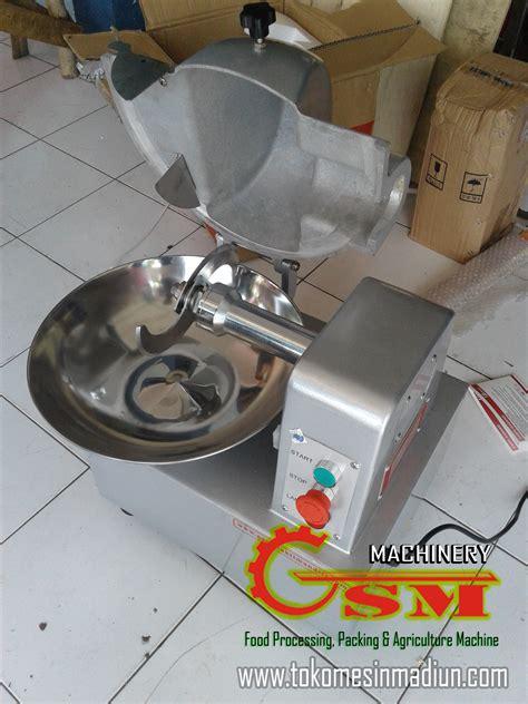 Alat Pemotong Plastik Beli mesin bowl cutter fomac tq 5a toko alat mesin usaha