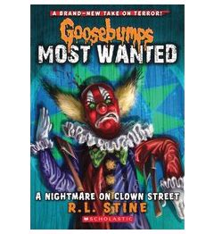 r.l. stine's goosebumps: games, books, forums, and more