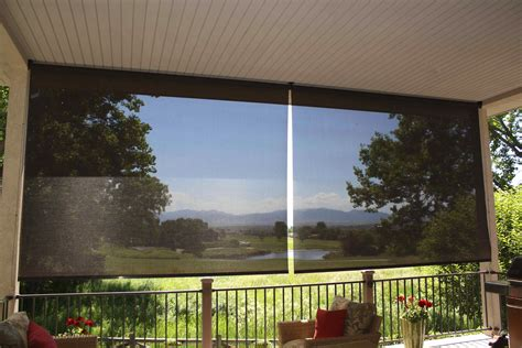 Custom Patio Blinds by Custom Blinds 4 You Exterior Patio Shades